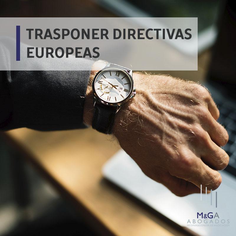 España y Alemania son los países con más problemas a la hora de  transponer directivas europeas