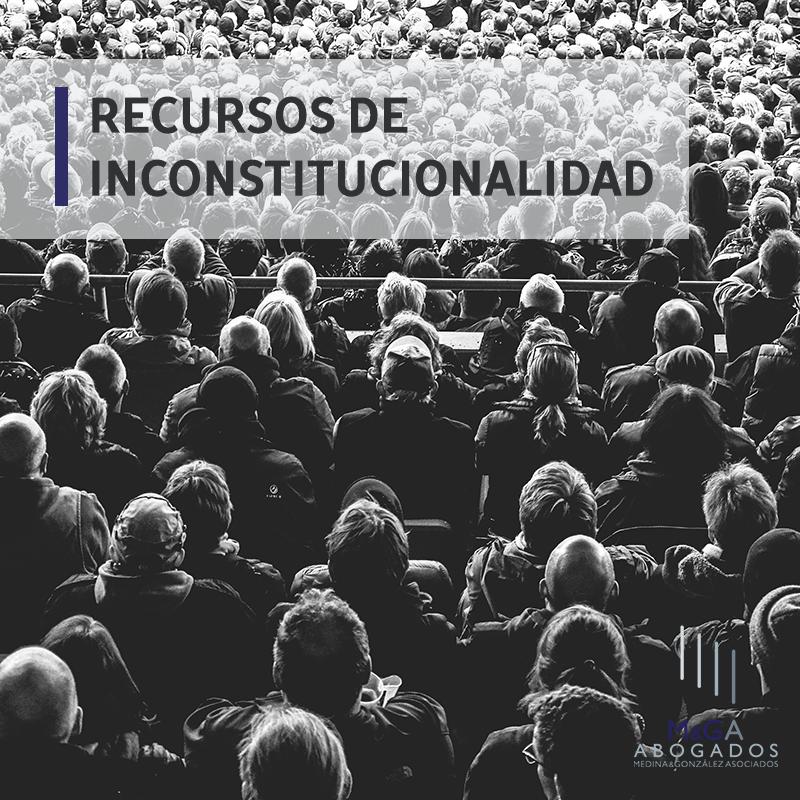 La mitad de los recursos de inconstitucionalidad interpuestos ante el Constitucional en 2016 fueron impulsados por Rajoy