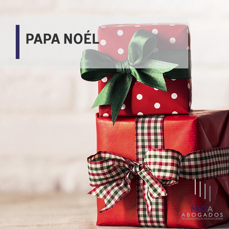 Una dependienta traiciona a Papá Noel para forzar un despido remunerado