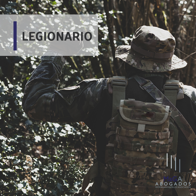Seis meses de cárcel para un legionario que abandonó su destino en Ceuta