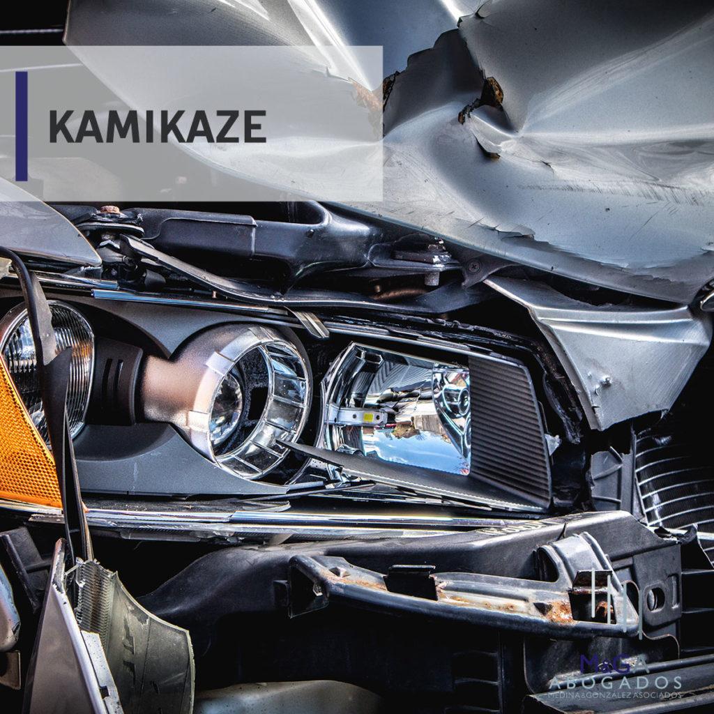 coche kamikaze
