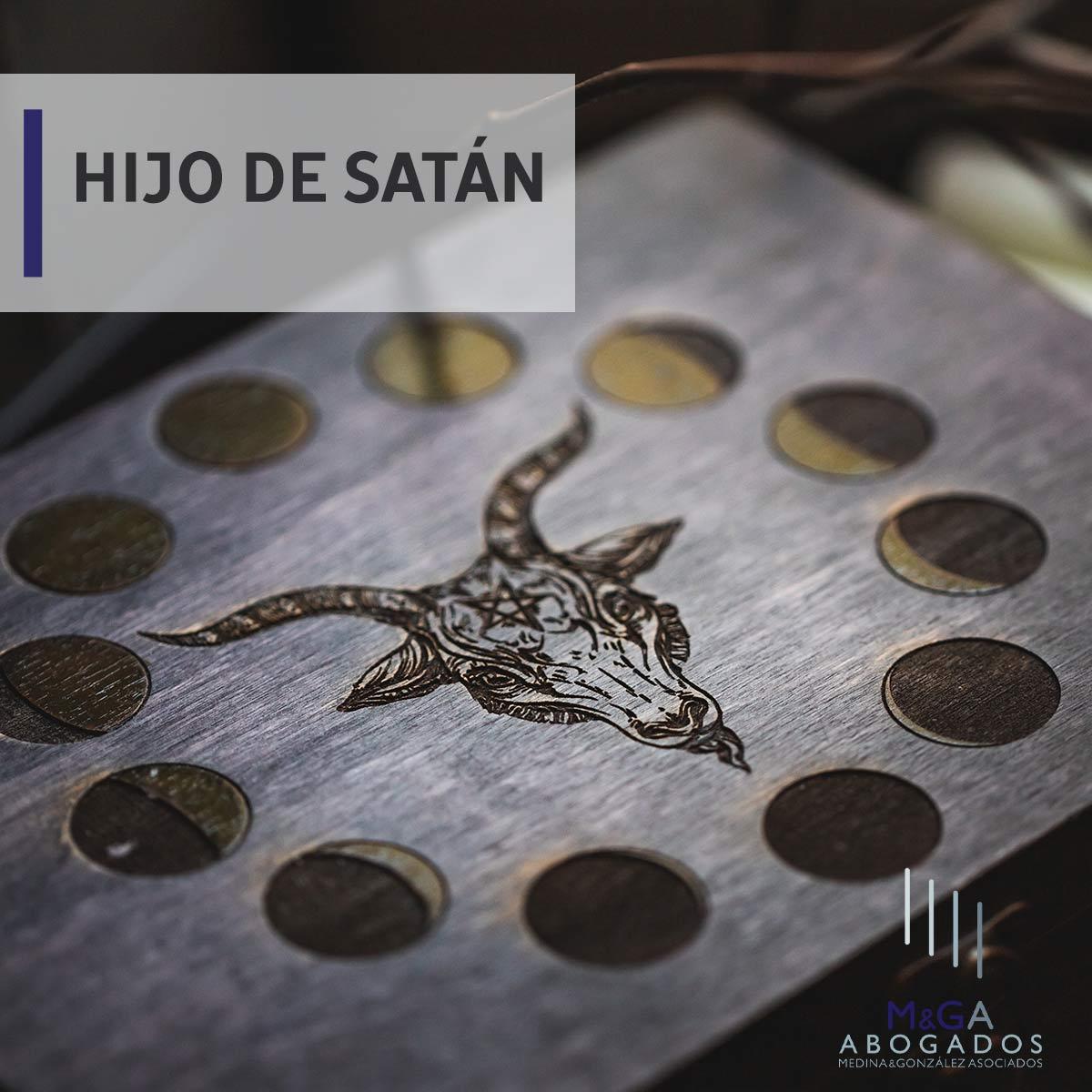 Condenan por estafa al gaditano Hijo de Satán