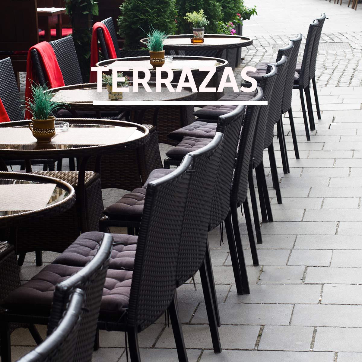 El TSJC tumba la Ordenanza que regula las terrazas y fachadas de Santa Cruz