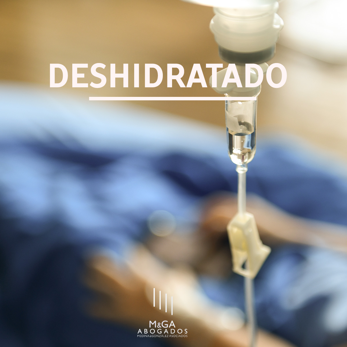 Denuncian a tres médicos de una residencia por no hacer seguimiento a un paciente que murió deshidratado